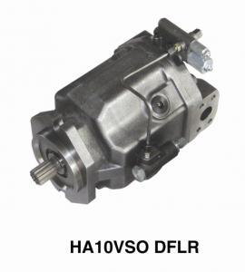 China Low noise Perbunan Hydraulic Piston Pump with SAE 2 hole , oil Piston Pump on sale