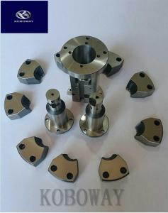 China Anodized Surface Treatment Precision Machined Parts OEM / ODM Available on sale