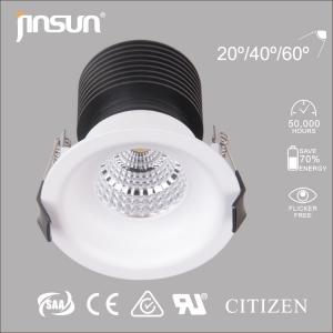 China 15w led downlight led recessed lighting downlight with MW driver on sale