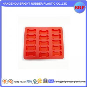 China OEM High Quality 50 Shore A FDA Food Grade Silicone Baking Mold on sale