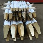 hydraulic rock breaker hammer tip chisel tool moil point chisel/chisel tool