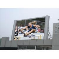 Square Full Color Outdoor Advertising LED Display, P6 LED Video Display Panel