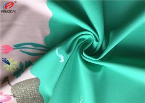 China Printing Materials Bikini Nylon Spandex Swimwear Fabric Stretch Knitting Fabric on sale