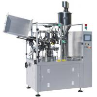 Intelligent Automatic Tube Filling And Sealing Machine For Soft Plastic Tube