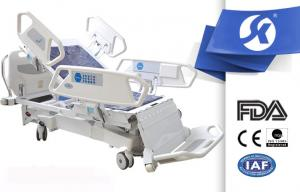 China Advanced Electric Hospital Bed , Patient ICU Hospital Bed Furniture Equipment on sale