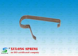 China Fourslide Stamping Custom Flat Springs For Yarn Carrier Textile Machinery on sale