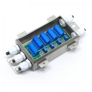 Quality 4 Way Weighing Sensor Load Cell Summing Junction Box Enclosure Small Stainless Steel Case for ...  sc 1 st  PCB Terminal Blocks - EveryChina & 4 Way Weighing Sensor Load Cell Summing Junction Box Enclosure ... Aboutintivar.Com