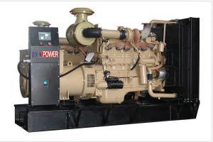 China 550KVA Cummins Generator Set , 50Hz , 3 Phase , 4-Cycle on sale