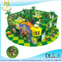 China Hansel good sell indoor soft play slides for children in the park on sale