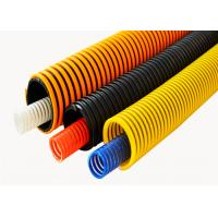 Flexible Colorful PVC Spiral Vacuum Hose , Suction Discharge Hose / Pipe / Tubing