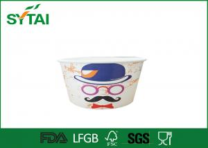 China Customized Frozen Yogurt Eco Friendly Disposable Cups 50-600ml Capacity on sale
