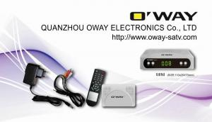 China mini dvb-s satellite fta receivers on sale