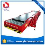 High Quality Telescopic Belt Conveyors for loading offloading 20' & 40' containers