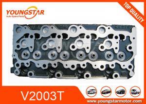 China Cylinder Head For KUBOTA V2003T 1E01303045 1E013-03045 1E013-03045 on sale