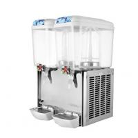 Commercial Stainless Steel Fruit Juice Dispenser 18 Liter With Imported Compressor