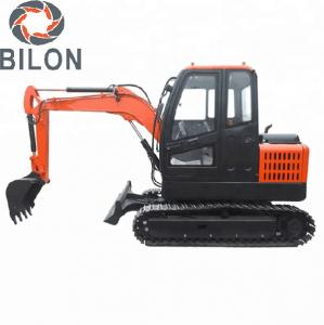 China Highly Efficient Hydraulic Excavator Machine 3 Ton For Road Digging CE Certificate on sale