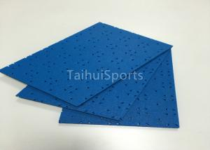 China Rubber Carpet Artificial Grass Shock Pad For Sports Court , Playground Underlayment on sale