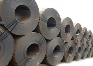 China Grade S235JR Hot Rolled Steel Coil Thickness 1.2 - 20mm Weight 12 - 25 Ton on sale