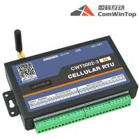 1 RS485 Series Port M2M Iot Modbus Gateway , OLED Screen Iot Industrial Devices