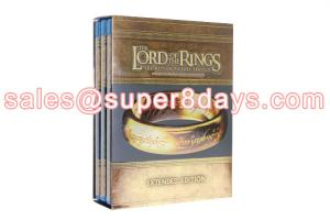 China The Lord of the Rings Blu-Ray Movies The TV Show DVD Blue Ray DVD Supplier Wholesale on sale