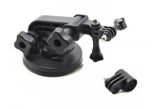 China Top Strong Chuck GoPro Hero Suction Cup Camera Mount 1 year warranty on sale
