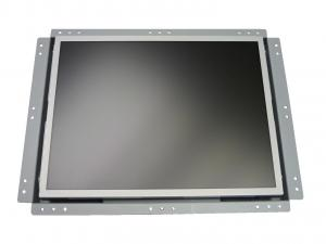 China Advertisting Open Frame LCD Monitor 15 inch LED Backlight 300 Nits 1024X768 on sale