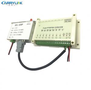 China Commercial Low Delay RF Data Module / Wireless Remote Control Wireless I O Module 8km-12km on sale