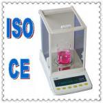 LY-F 0.1mg 0.01mgの実験室の分析的な精密は電子重量を量るバランスを量ります