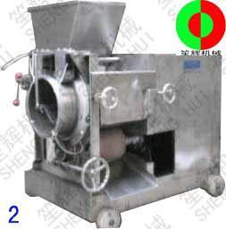 China Shrimp meat extraction machine on sale
