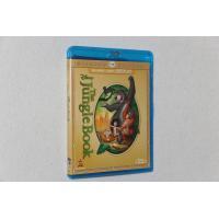 Hot selling blu ray dvd,cheap blu-ray dvd, The Jungle Book(1967) 1BD+1DVD  blue ray