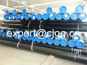China ASTM A333 Gr.6 Low Temp Carbon Steel Pipe , Cold Rolled Hollow Steel Tube on sale