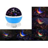 Funny Rotation Led Star Projector Night Light Decorative For Kids Bedroom