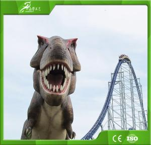 China China Manufactur Theme Park Exhibition Lifelike Real Dinosaur supplier