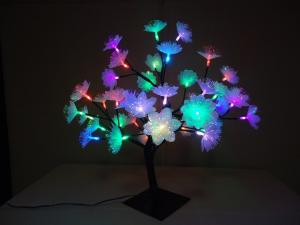 China Outdoor LED Color Changing Lights Plastic Flower Pot Light With Remote Control on sale