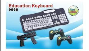 Quality 8BIT TV EDUCATIONAL KEYBOARD GAMES HG-9966 for sale
