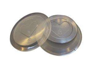 China PLA Disposable Plastic Salad Bowls With Lids on sale