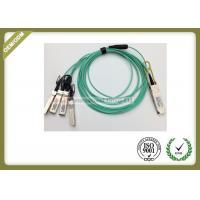 40G Fiber Transceiver Module , Fiber Optic SFP Module 3.3V Power Supply