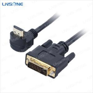 China Linsone fiber optic dvi converter cable on sale