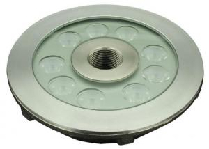 China OSRAM High Power RGB LED Underwater Lights Fountain Light With 149MM Diameter on sale