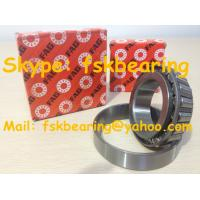 China Low Friction Conical Roller Bearing Surface Polishing Treatment ABEC-3 ABEC-5 on sale