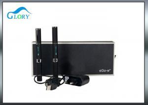 China CE4 CE5 Ego Electronic Cigarettes pen style , 650 / 900 / 1100mah e cig black color on sale