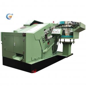 China Full Cover Screw M10 Automatic Thread Rolling Machine on sale
