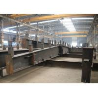 Mechanical Steel Structure Car Parking Simple Operation ISO3834 Certificated