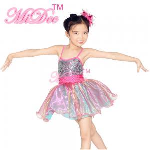 e3c81eba0 best selling 123f8 bf6fd solo confetti dot tops kids dance clothes 2 ...