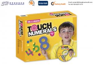 China Educational Custom Plastic Toys touch numerals for fun , injection molded plastic parts on sale