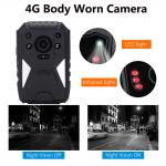 China Full HD 1440P 3G 4G Security Guard Wireless WIFI Police Video Body Worn Camera wholesale