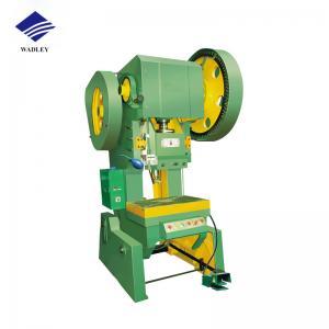 China Metal Hole Punching Machine Manual on sale