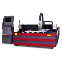 High Performance Sheet Metal Laser Cutting Machine For Stainless Steel / Aluminium