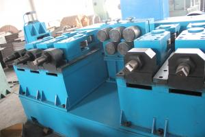 China Heavy Duty Membrane Panel Production Line , Fin Bar Calibration Machine on sale
