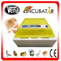 2014 CE approved full automatic mini 48 egg incubator solar eggs incubator for selling VA-48